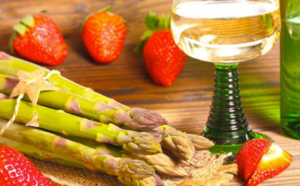 6 Super alimentos de Primavera desintoxicantes